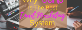Drip is the best Email Marketing System
